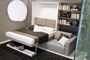 clei swing divano-letto angolare