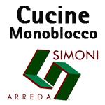 Cucina Monoblocco da Simoni Arreda