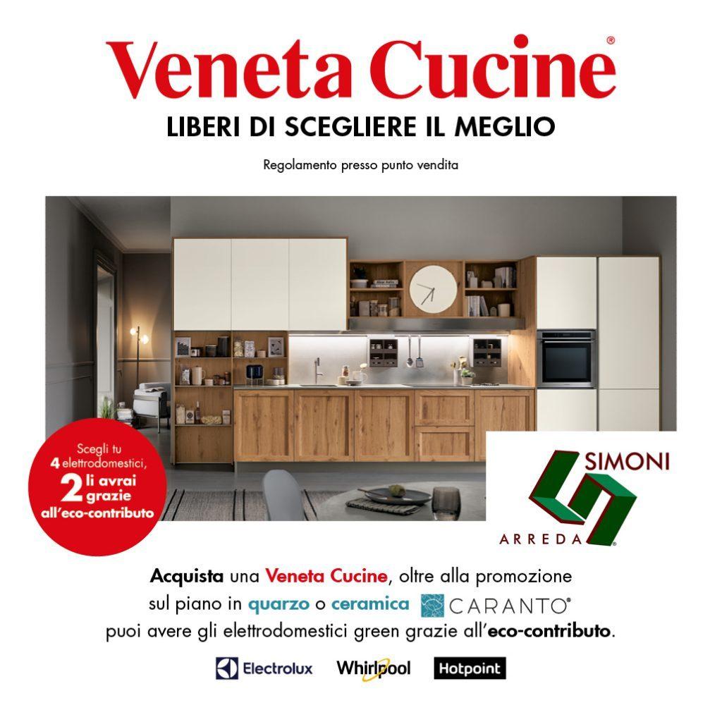 Veneta Cucine a Milano