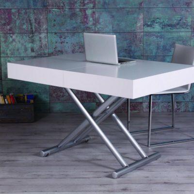 Tavolino che diventa tavolo TAVOLINI TRASFORMABILI