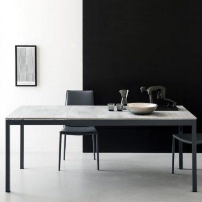 Tavolino che diventa tavolo TAVOLI FISSI E ALLUNGABILI