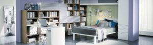 Dielle camerette per bambini da Simoni Arreda a Milano