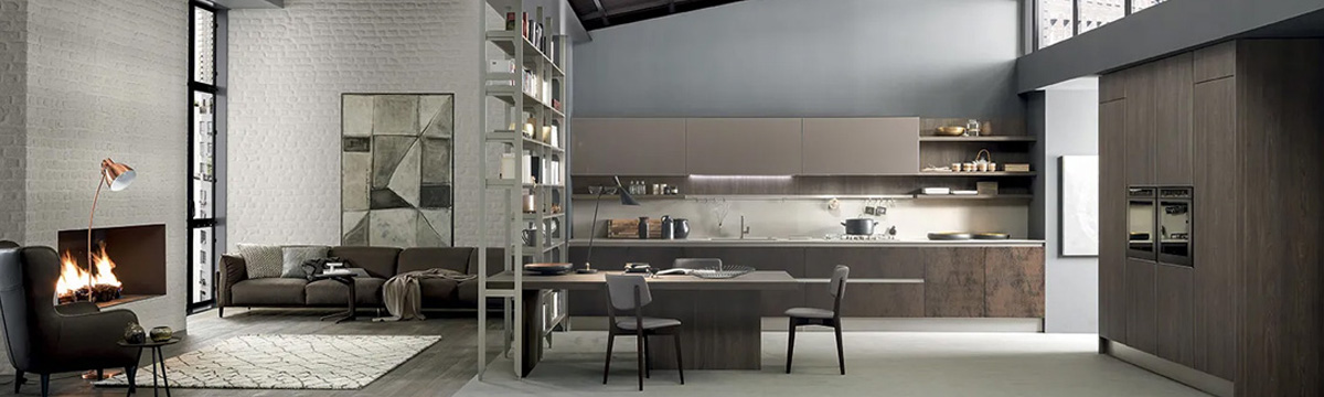 Cucine FEBAL a Milano da Simoni Arreda
