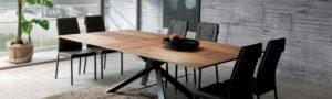 Tavolino che diventa tavolo